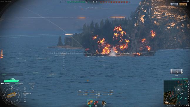 Как будто в буре есть покой. Обзор World of Warships