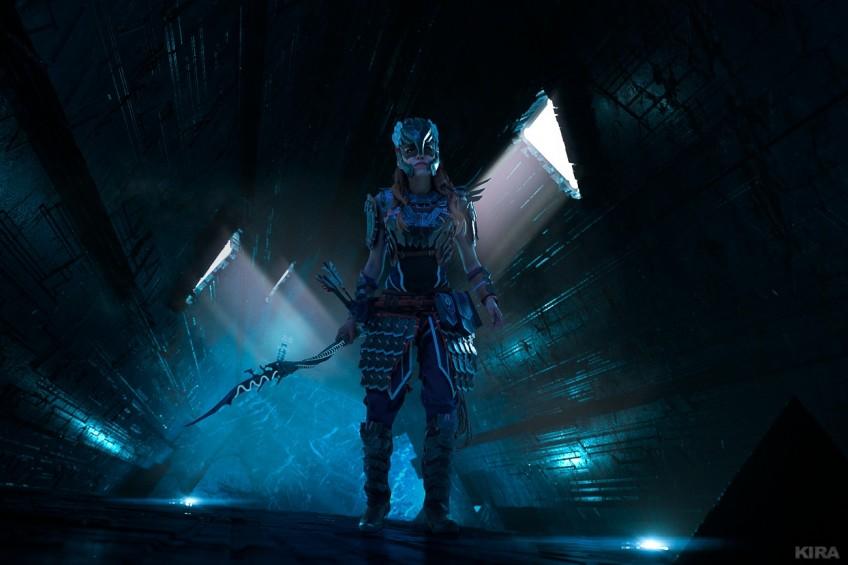 Косплей недели: Darkstalkers, Другой мир, DMC, Horizon Zero Dawn, LoL