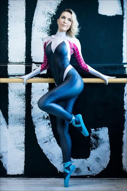 Женщины Человека-паука. Косплей — специальный выпуск