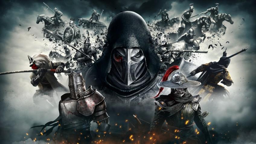 Conqueror's Blade. Если бы Mount & Blade была MMORPG