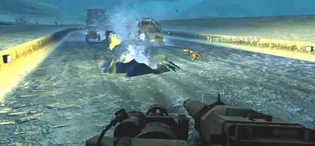 Call of Duty: стоп-кадр