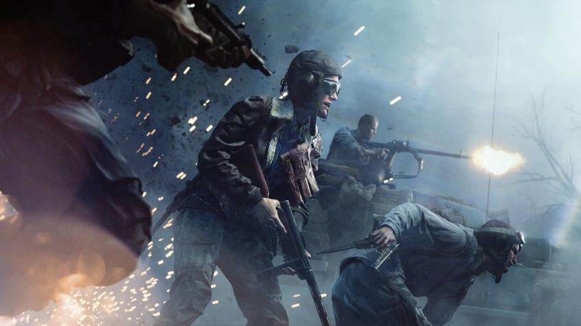 Battlefield V. Мультиплеер вам к лицу
