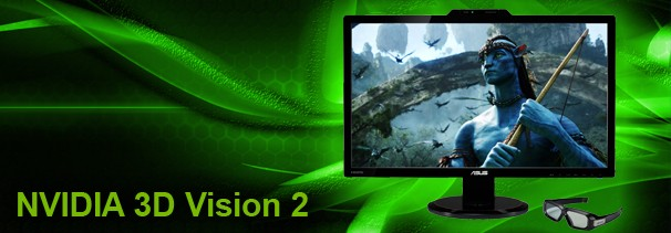 3D номер два. Тестирование технологии NVIDIA 3D Vision 2