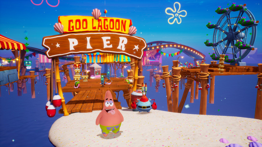 Во что поиграть + лучшие скидки недели. SpongeBob SquarePants Rehydrated, The Last of Us: Part 2, Secret Government, West of Dead