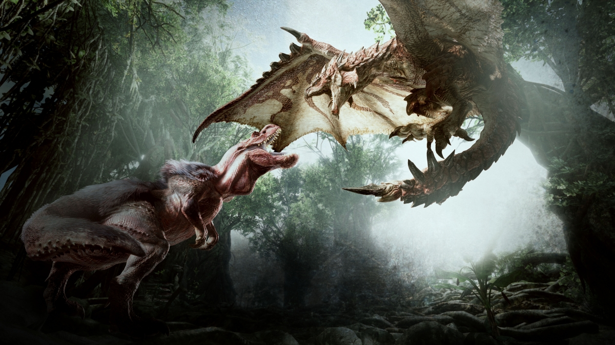 Превью Monster Hunter: World. Welcome to the Jungle