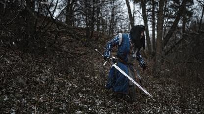 Косплей: The Witcher, LiS, «Великий мышиный сыщик»