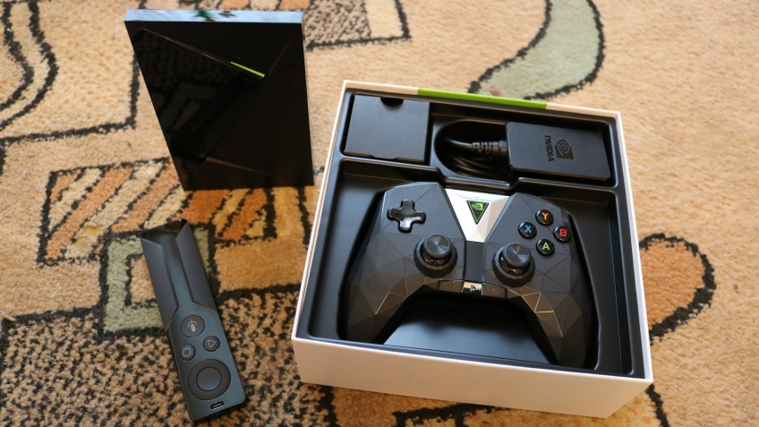 Выбираем ТВ-приставку для геймера: NVIDIA Shield, Apple TV