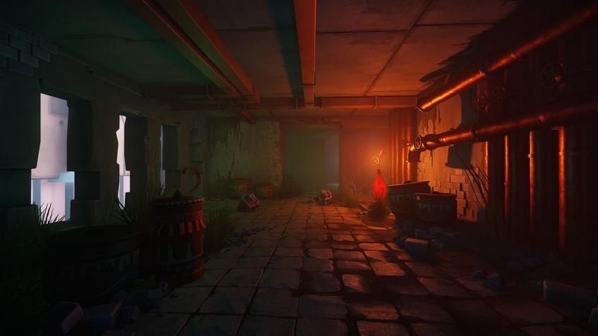 Redeemer, Structure, OVIVO и другие игры DevGAMM 2017, которые нам понравились