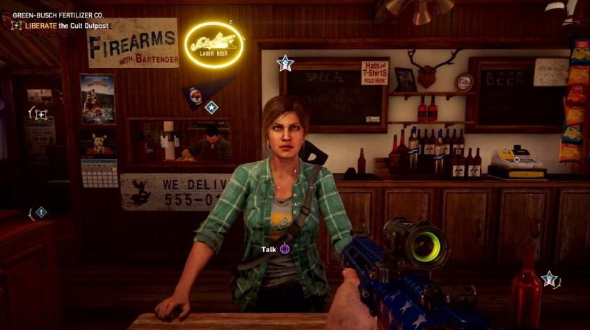 Сюжетная кампания и кооператив Far Cry 5. Записки из Монтаны