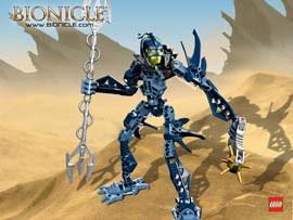 Comic Con New York и перезапуск LEGO Bionicle