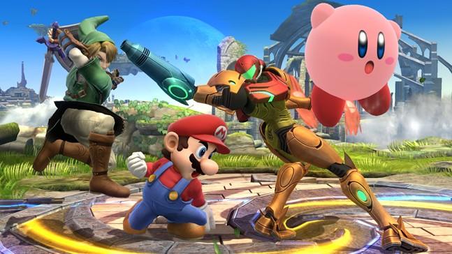 Super Smash Bros. — файтинг года