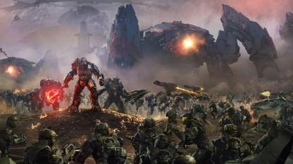 Как играть в Halo Wars2. Советы и тактики для начинающих