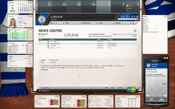 FIFA Manager 12 vs Football Manager 2012