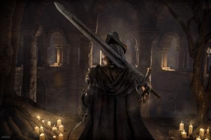 Пятничный косплей: Dark Souls 3, BioShock Infinite, Overwatch и Dota 2