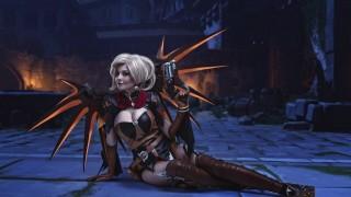 Пятничный косплей: Dark Souls3, BioShock Infinite, Overwatch и Dota2