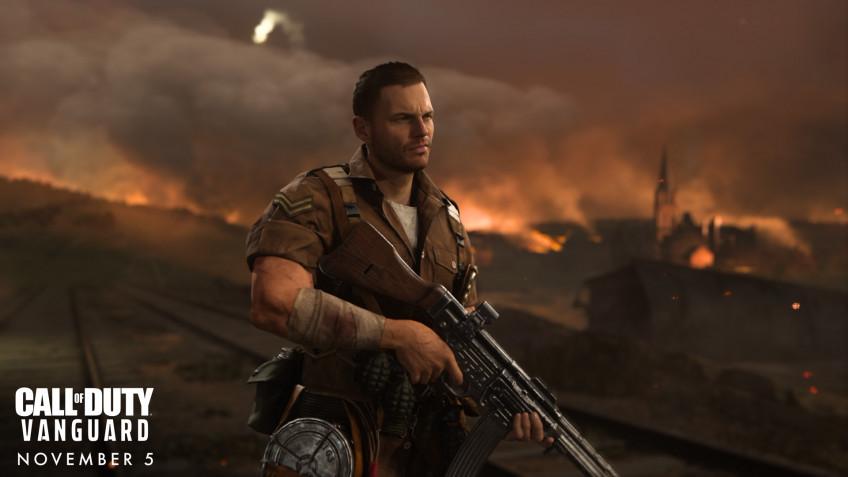 Поиграли в бету мультиплеера Call of Duty: Vanguard — быстро, яростно и без сюрпризов