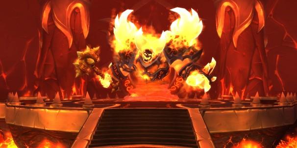 Боссы World of Warcraft – это классика!