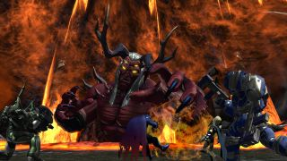 DC Universe Online: Trials of Trigon