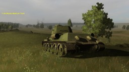 """Танки Второй мировой: T-34 против """"Тигра"""""""