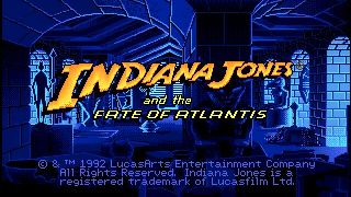 Indiana Jones and the Fate of Atlantis (2006)