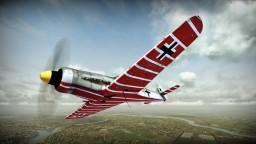 Крылатые хищники: Wings of Luftwaffe