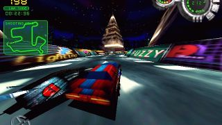 Final Racing: CyberSpace 2001