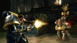 Warhammer 40 000: Space Marine