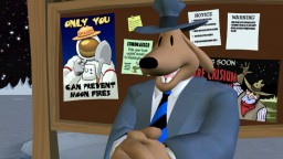 Sam & Max: Season 1 - Episode 6 - Bright Side of the Moon