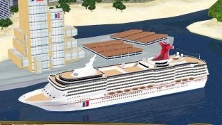 Carnival Cruise Lines Tycoon 2005: Island Hopping