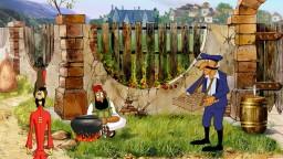 Как казаки Мону Лизу искали