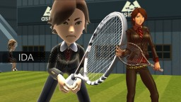 Ace Gals Tennis