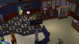 The Sims 2: Open for Business