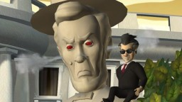 Sam & Max: Season 1 - Episode 4 - Abe Lincoln Must Die!