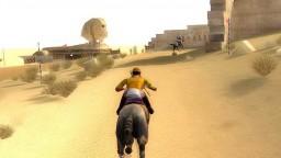 Horse Cross 3D