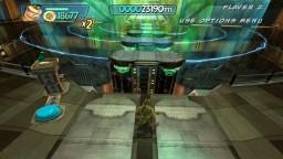 Monsters vs. Aliens: The Videogame