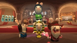 Raving Rabbids Travel in Time