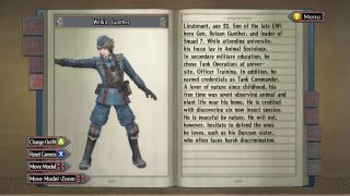 Valkyria Chronicles