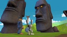 Sam & Max: Season 2 - Episode 2 - Moai Better Blues