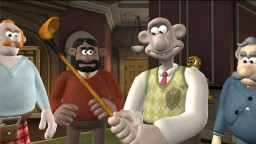 Wallace & Gromit's Grand Adventures Episode 4 — The Bogey Man