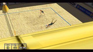 Power Spike Pro Beach Volleyball