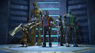 Guardians of the Galaxy: The Telltale Series: Episode 1 — Tangled Up in Blue