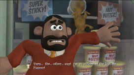 Wallace & Gromit's Grand Adventures Episode4 — The Bogey Man