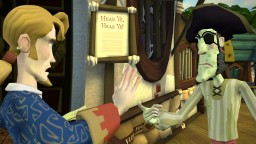 Tales of Monkey Island: Chapter1 - Launch of the Screaming Narwhal