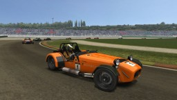 RACE: Caterham