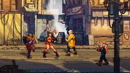 Streets of Rage4