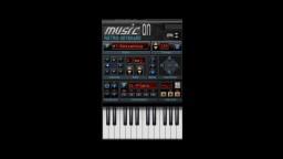 Music on: Retro Keyboard