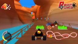 Racers' Islands - Crazy Arenas