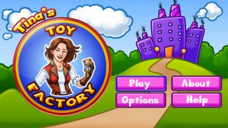 Tina's Toy Factory