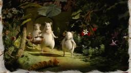 Три маленькие белые мышки. Визит морской крысы