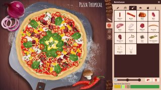 Pizza Connection 3 - Pizza Creator